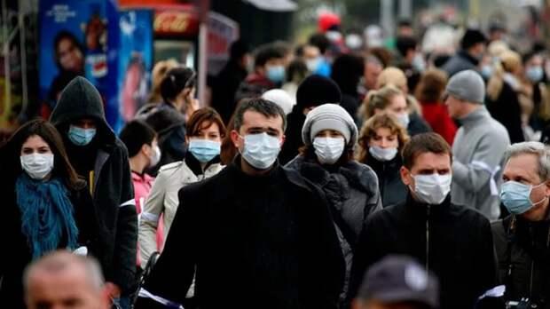 Нужно ли носить маски? Елена Малышева говорит,что они бесполезны