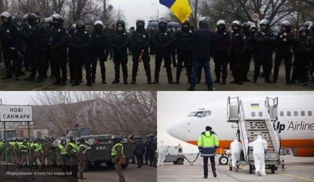 Беспорядки на Украине - лучшая иллюстрация катастрофы, прогремевшей в стране 6 лет назад