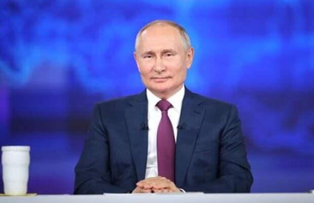 Путин ответил на вопрос о пользовании мобильным телефоном