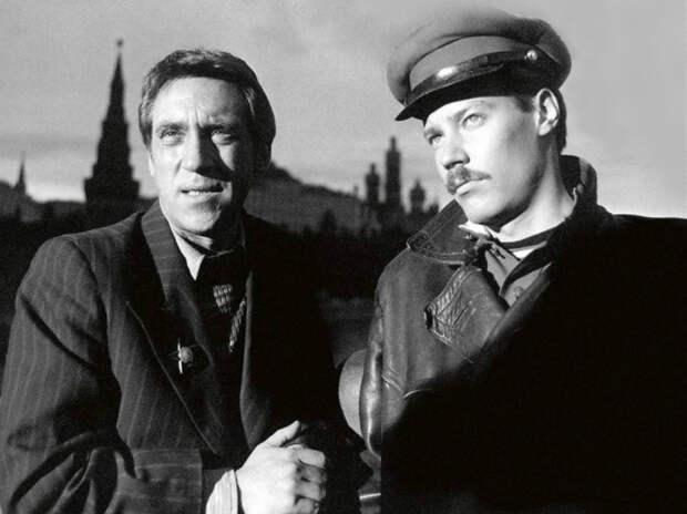 В отличие от англо-американского, в советском кинематографе нет ни одного жизнеутверждающего мужского образа