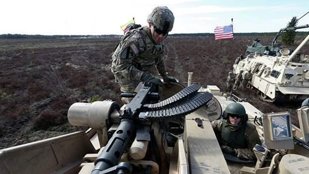 Страны Прибалтики жаждут американских войск