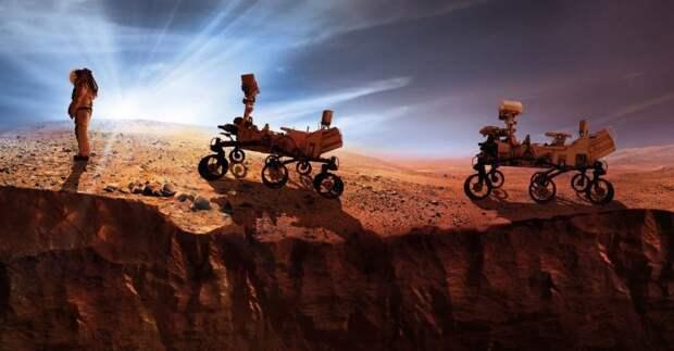 Почему уколонистов Марса неможет быть секса сземлянами? Ученые описали эволюцию переселенцев