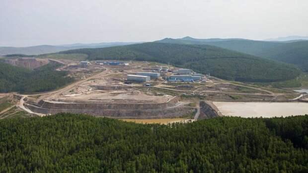 Производство золота в России сократилось в первом квартале на 5%