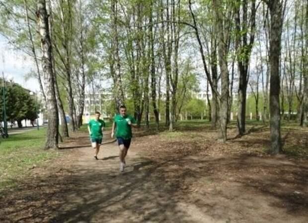 10 апреля 2021 г. в Бобруйске состоится весенний кросс.