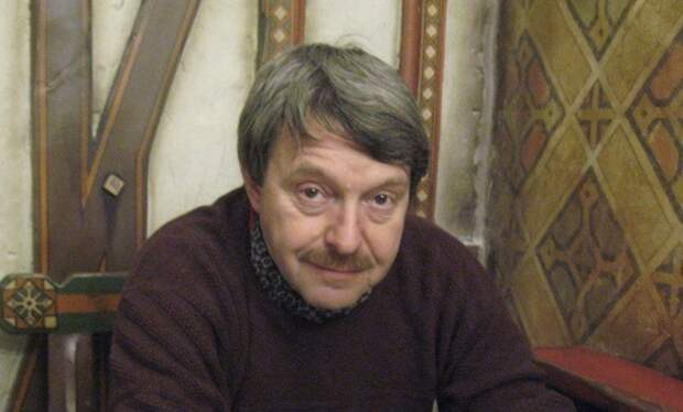 Досье: Амнуэль Григорий Маркович — патриот любого отечества, но не российского