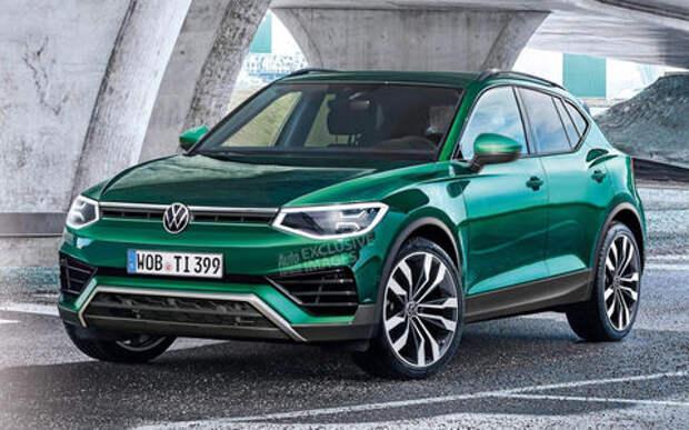 Новый Volkswagen Tiguan: большие изменения во всем