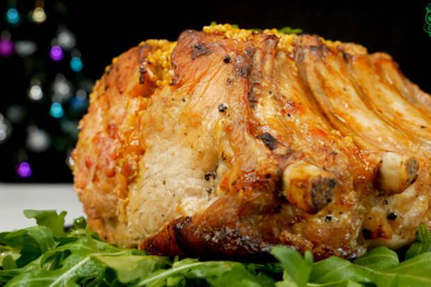 Мясо по-царски: фото шаг 2