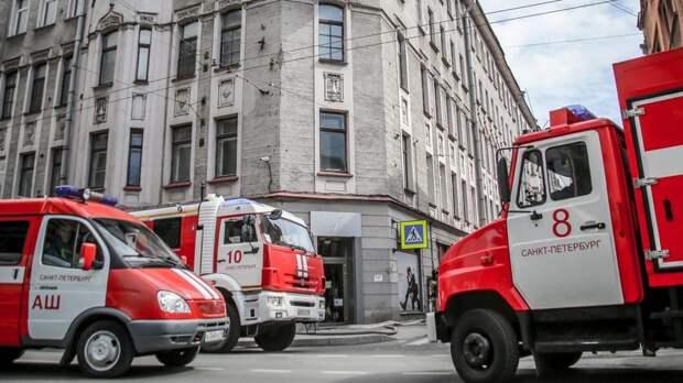 После пожара в квартире на Руднева был обнаружен труп мужчины
