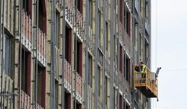 Эксперты проверят качество фасадных работ на спортивном комплексе с гостиницей «Спартак-Волейбол»