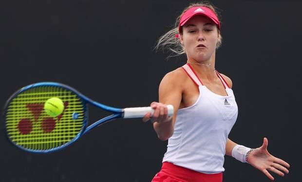 Блинкова и Калинская вылетели из турнира в Гвадалахаре после 1-го круга