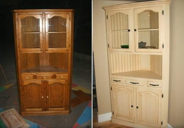 Новая стильная мебель из старой рухляди: наглядные превращения!