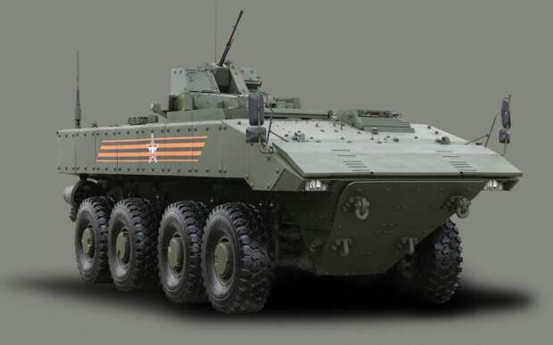 OT-64 SKOT. Бронетранспортёр, который превзошёл БТР-60