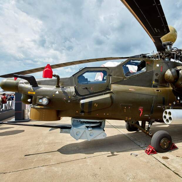 Ми-28НМ Ростеха примет участие в летной программе авиасалона МАКС-2021