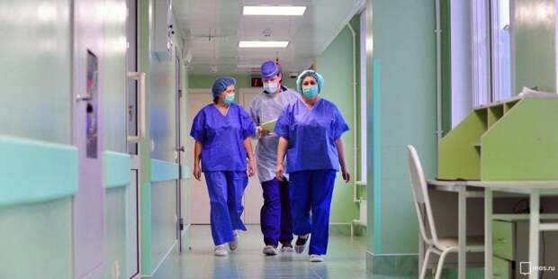 В Москве началась диагностика участников исследования вакцины от COVID-19. Фото: mos.ru