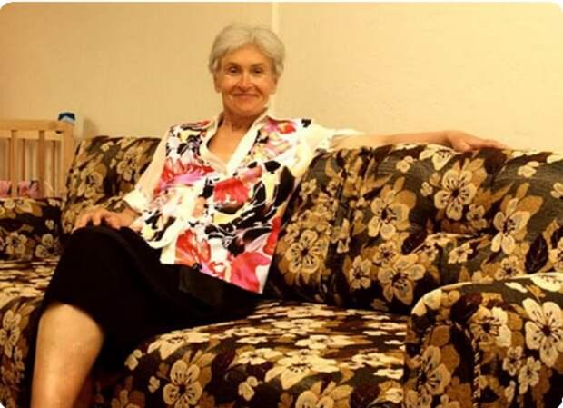 Как живет Валентина Подвербная, пенсионерка, которая родила первого ребенка в 65 лет