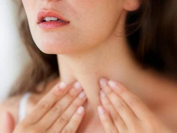 7 нарушений, которые вызывают заболевания щитовидной железы!