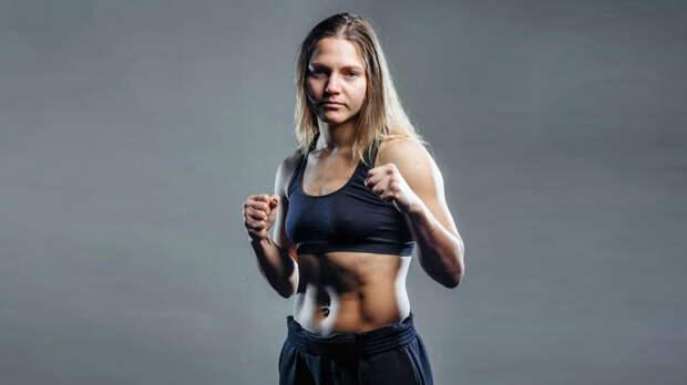 Первая россиянка в американских кулачных боях предпочла драки сексу