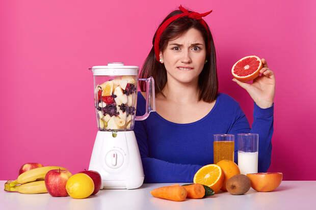Названы главные заблуждения о здоровом питании