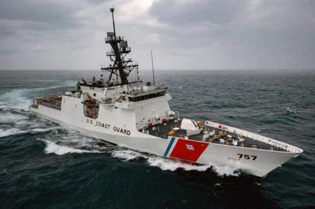 Корабли США иГрузии провели учения вЧерном море