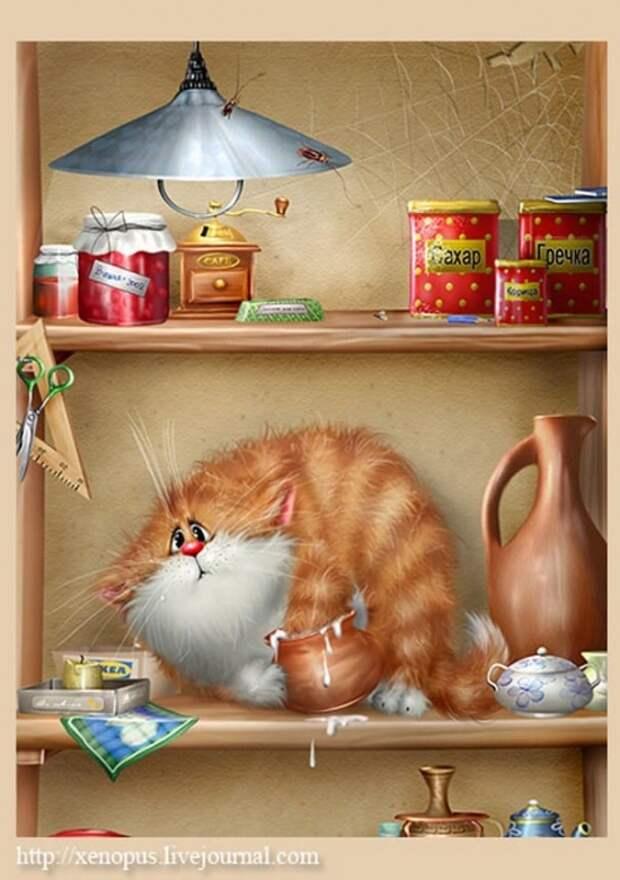 коты Алексея Долотова – 22