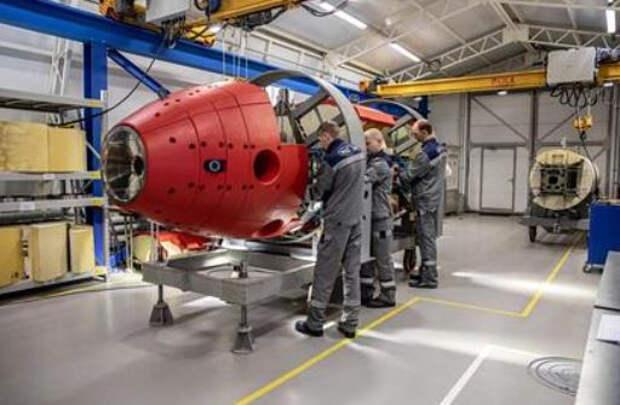 В России испытают подводные беспилотники
