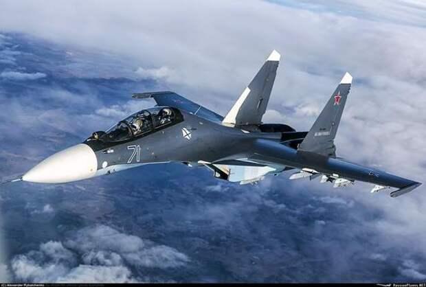 Российский флот получит сверхмощные Су-30СМ2