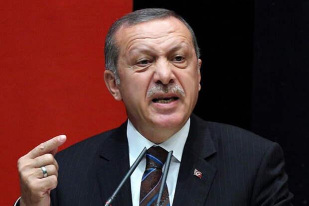 Эрдоган проклял Австрию за поддержку Израиля
