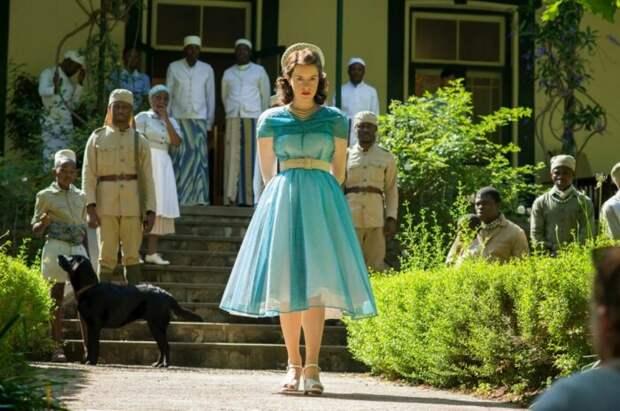 Кадр из сериала «Корона». / Фото: www.kinopoisk.ru