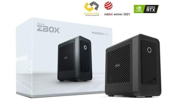Анонсирован игровой компьютер, оснащенный ускорителем GeForce RTX 3060