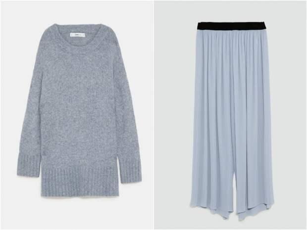 свитера осень 2018
