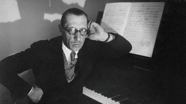10 фактов о композиторе Игоре Стравинском