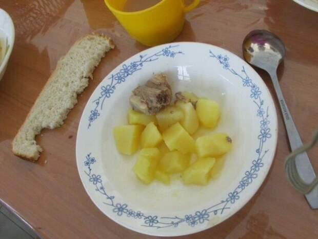В чем причина ужасного качества питания в школах?
