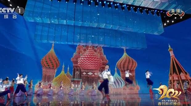 Гопак наш! В Китае в честь Нового года сплясали «русский гопак» - видео