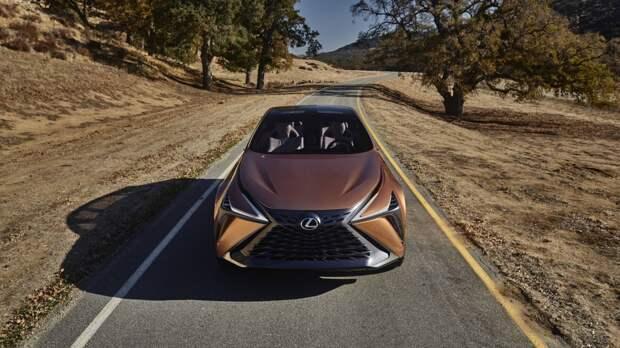 Lexus LF большой внедорожник задерживается из-за проблем с разработкой твин-турбо V8?