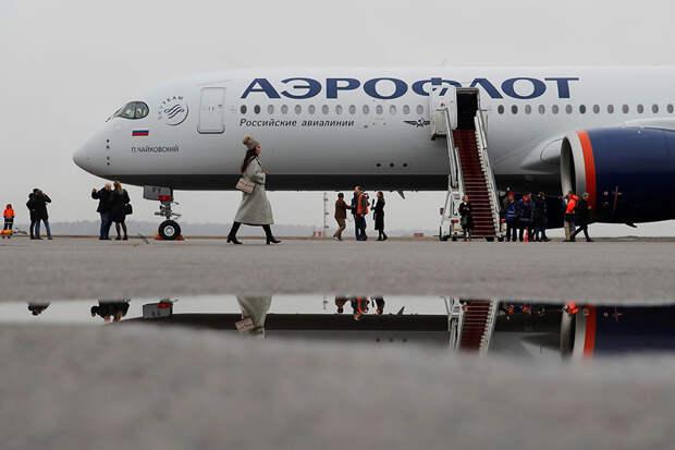 Глава «Аэрофлота» рассказал о потерях компании из-за коронавируса