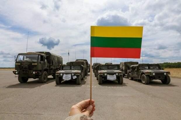 Суслик, с...а, отважный! Литовский микрорайон Прибалтики переходит все грани приличия...