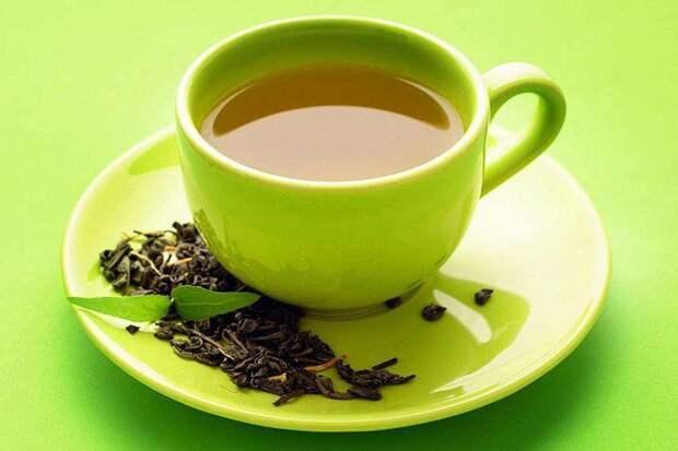 10 лучших травяных чаев для похудения