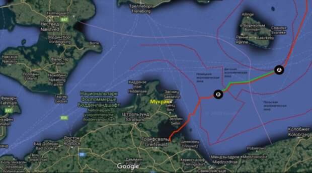 «Фортуна» взялась за вторую нитку «Северного потока-2»
