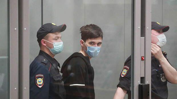 Врач оценила результаты обследования устроившего стрельбу в Казани