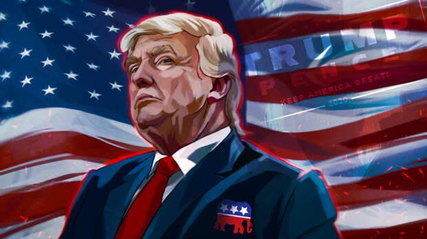 Эдуард Лозанский: Найденный у Трампа коронавирус сыграет ему на руку