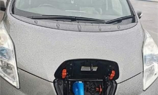 В Кирове открылась ещё одна АЗС для электромобилей