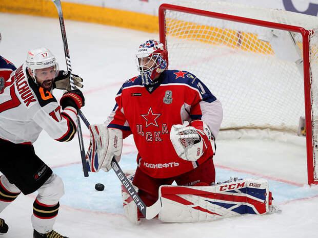 Омичи одержали победу на старте финальной серии Кубка Гагарина