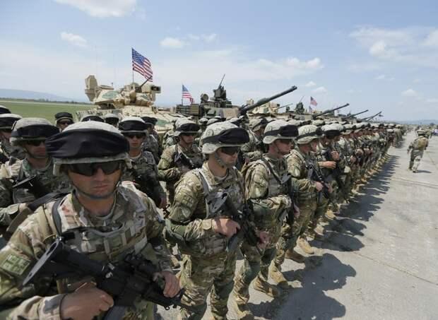 Politico: военные США приведены в боеготовность из-за возможной атаки Ирана