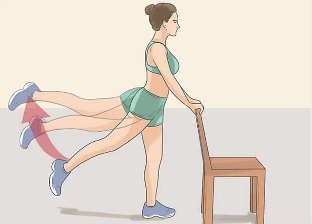 Получите более упругие ягодицы, плоский живот и стройные ноги с этими 3 упражнениями!