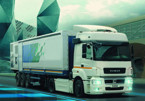 Продажи новых грузовиков растут третий месяц подряд