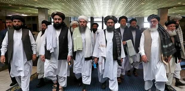 Дилемма для России: дружить с талибами или их или опасаться?