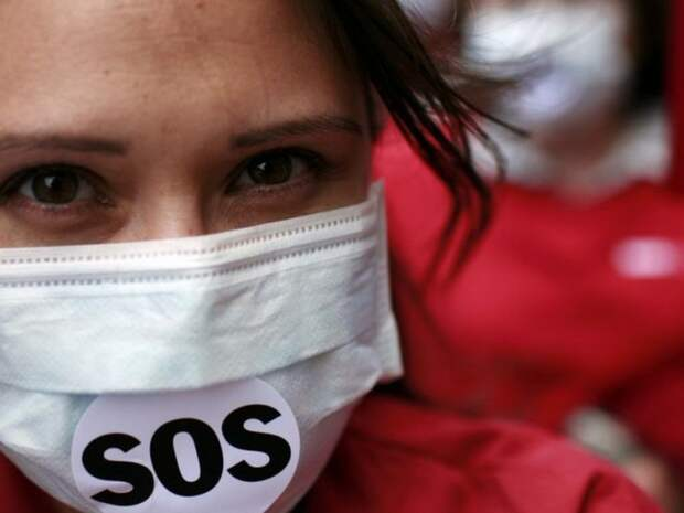 Украинский коронавирус: люди собираются на новый Майдан