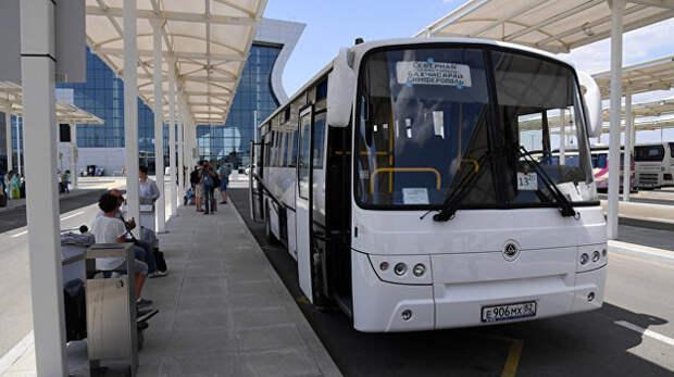 Прямые автобусы запустят из Крыма в ЛНР