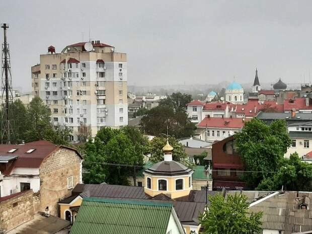 В Симферополе отремонтируют 58 междворовых проездов