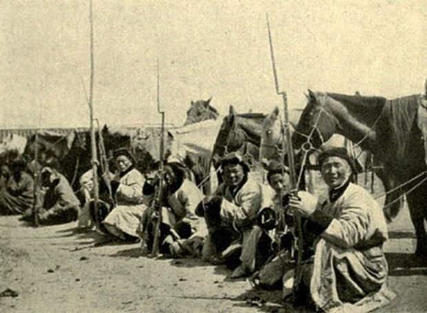 В таинственном Тибете